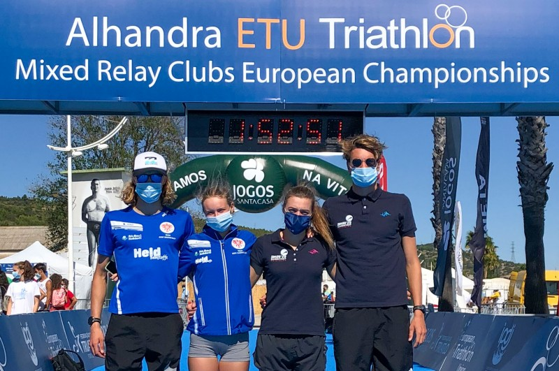 Triathlon Mixed Relay Clubs European Championships /